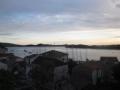Utsikt mot gjestehavn